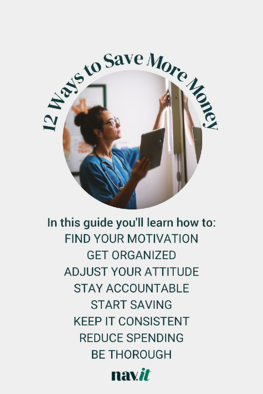 How to save more money - Guide Nurses